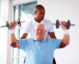 physical exercise for grandpa
